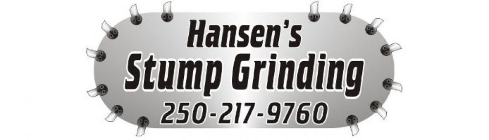 Hansen's Stump Grinding